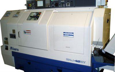Miyano Shines at Yorkshire Precision Engineering