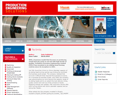 Production Engineering Solutions – Feb 2010